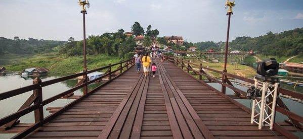 สิ่งที่ควรทำให้การท่องเที่ยวเมืองกาญจนบุรี